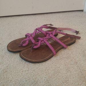 Gomax Strap Sandals